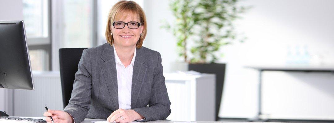 Sandra Bergmann, Personalleiterin